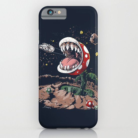 The Plumber Strikes Back iPhone & iPod Case