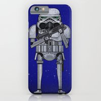 star storm fighter iPhone 6 Slim Case