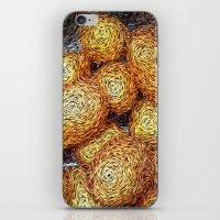 Potatoes A La Van Gogh iPhone & iPod Skin