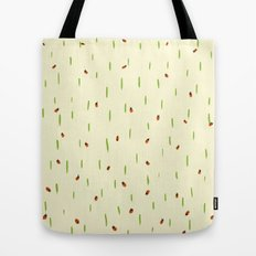Ladybird invasion Tote Bag