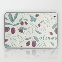OLIVES Laptop & iPad Skin