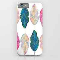 feather fully iPhone 6 Slim Case