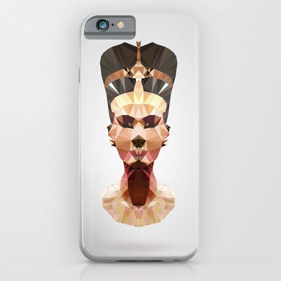 Polygon Heroes - Nefertiti iPhone & iPod Case