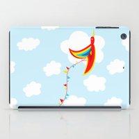 Kite Bird iPad Case