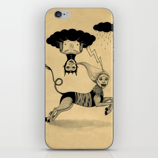The Chase iPhone & iPod Skin