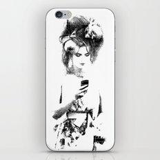 Modern Beau iPhone & iPod Skin