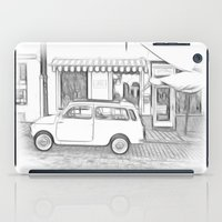 Fiat Cinquecento - 500 iPad Case