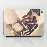 Butterfly Collector iPad Case