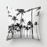 Bahia Throw Pillow