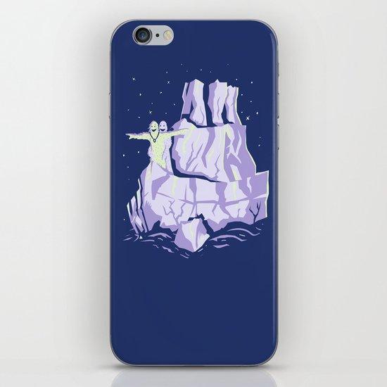 yeti titanic  iPhone & iPod Skin