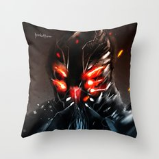 Monsterius Species Throw Pillow