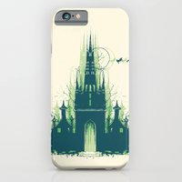 iPhone & iPod Case featuring Dizzyney Land by Morbid Illusion