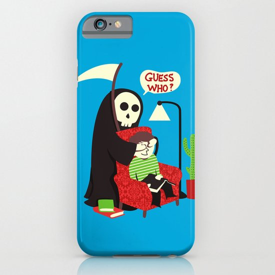 Guess Who iPhone & iPod Case