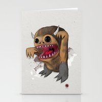 Wild 1 two Stationery Cards