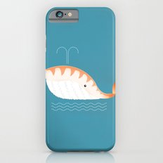 Legal Whale-Sushi iPhone 6s Slim Case