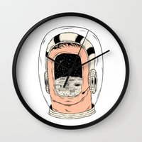 From The Earth To The Mo… Wall Clock