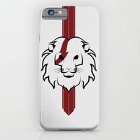 Monarch (Black & Red) iPhone 6 Slim Case