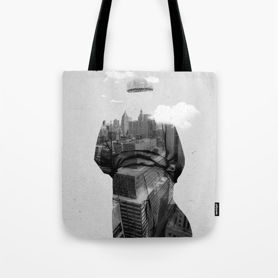 Get away from town Tote Bag