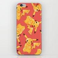 Pizzachu iPhone & iPod Skin