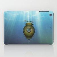 Steampunk Submarine iPad Case
