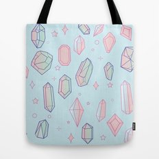 Crystal Universe Tote Bag