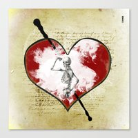 Heart #2 Canvas Print