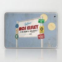 Welcome To Mos Eisley Laptop & iPad Skin