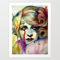 Ms. Darby (VIDEO IN DESC… Art Print