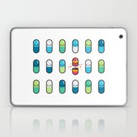 There's A Magic Pill For… Laptop & iPad Skin