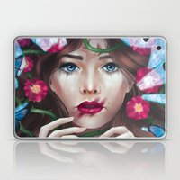 The Wild Rose Laptop & iPad Skin