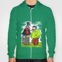 Cartoon Comics 4 Hoody