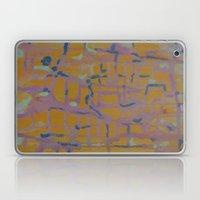 Pastel Map Laptop & iPad Skin
