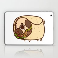 Puglie Burrito Laptop & iPad Skin