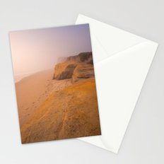 Alone In the Fog Stationery Cards