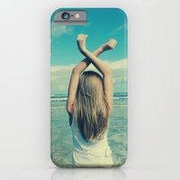 iPhone & iPod Case featuring free. by Starr Shaver