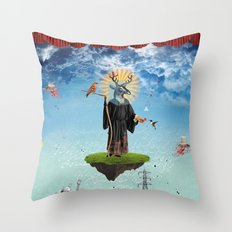 Innuendo Throw Pillow