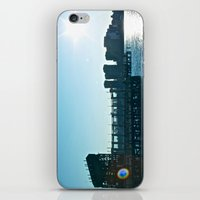 Long Island Sunset iPhone & iPod Skin