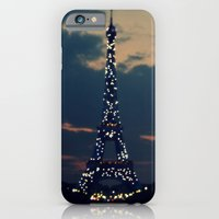 Beacon (Eiffel Tower) iPhone 6 Slim Case