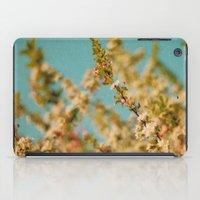 Darling Buds Of May iPad Case