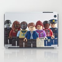 The Cast Of NBC's Grimm iPad Case