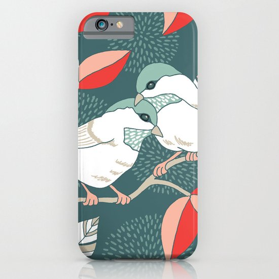 Love Birds  iPhone & iPod Case