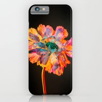 Psychedelic Floral Dew iPhone 6 Slim Case