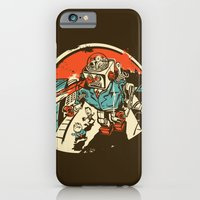 iPhone & iPod Case featuring Mechanical Mayhem by Chris Phillips