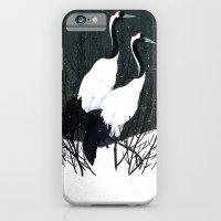 Japanese Cranes / Sayuri iPhone 6 Slim Case