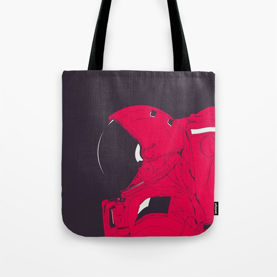 GOD IS AN ASTRONAUT // R Tote Bag