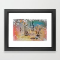 The Oz, By Sherri Of Pal… Framed Art Print