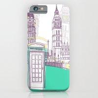 Lovely London iPhone 6 Slim Case