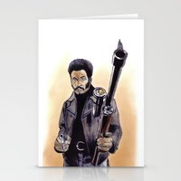 John Shaft (Are You Man … Stationery Cards