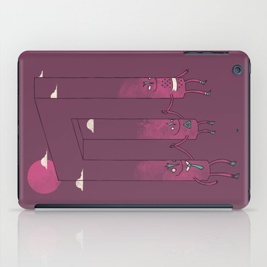 The Belvederes iPad Case
