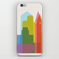 Shapes of San Diego iPhone & iPod Skin